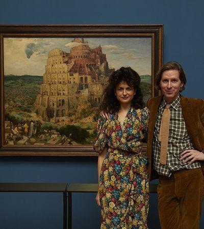 Por dentro da primeira exposição de Wes Anderson no maior museu da Áustria