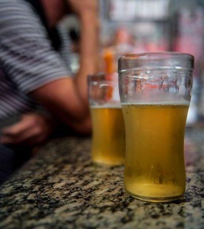 Consumo moderado de álcool reduz chances de você ser hospitalizado