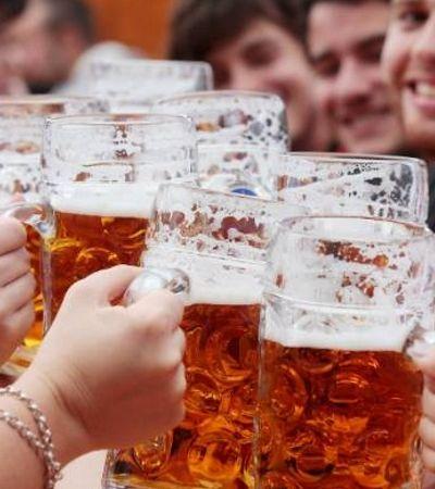 Sim, o álcool ajuda mesmo você falar uma língua segunda língua