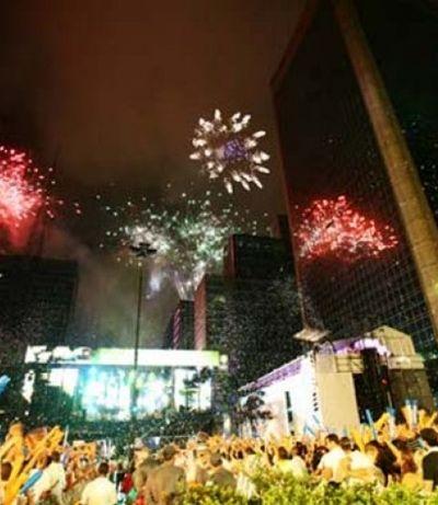 Em respeito aos animais, Avenida Paulista terá Ano Novo com fogos sem barulho