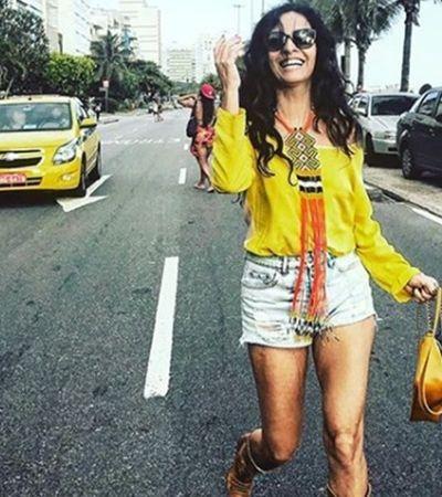 'É uma pena': Claudia Ohana fica 'triste' por não ser chamada de gostosa na rua