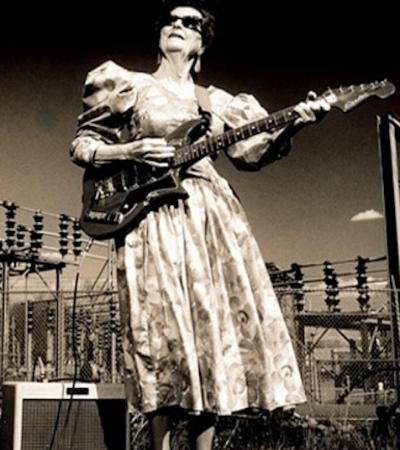 Cordell Jackson: a primeira mulher a produzir, promover e tocar em sua própria gravadora de rock and roll