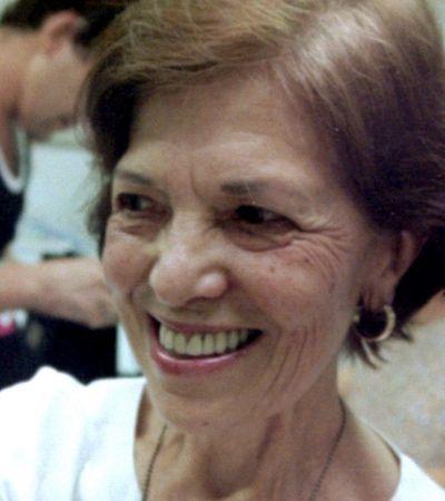 Seu marido foi assassinado pela ditadura. Ela então se tornou advogada para defender pessoas na mesma situação