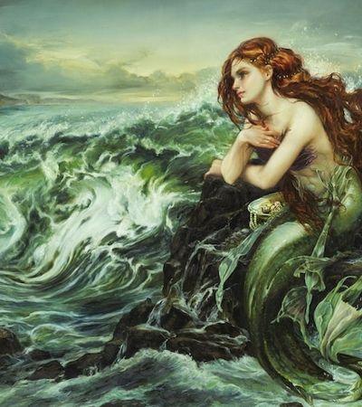 Princesas e personagens Disney ganham versões em pinturas clássicas