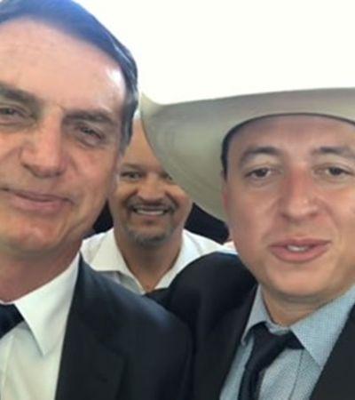 Bolsonaro reafirma apoio a rodeios e diz a ruralistas: 'Gostaram do ministro do Meio Ambiente, né?