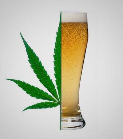 Produtores de bebidas alcoólicas dos EUA pedem fim da proibição da maconha