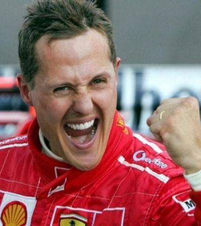 Michael Schumacher saiu do coma e respira sozinho, diz tabloide britânico