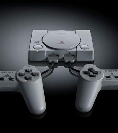 Ai que saudade do meu ex: 'Playstation raíz' terá relançamento na próxima semana