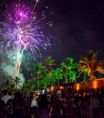 As melhores festas de ano novo espalhadas pelo Brasil para um réveillon de puro amor e fervo