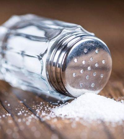 Será que você não está consumindo muito mais sal do que poderia?