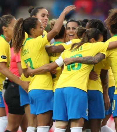 Até que enfim: Globo vai transmitir jogos do Brasil na Copa feminina