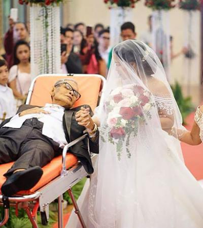 Fotos tiradas antes dessas pessoas morrerem mostram a importância de dizer 'eu te amo'