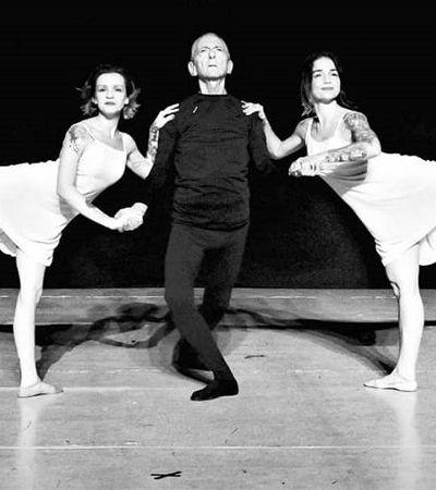 Este idoso de 80 anos faz cinco aulas de balé por dia