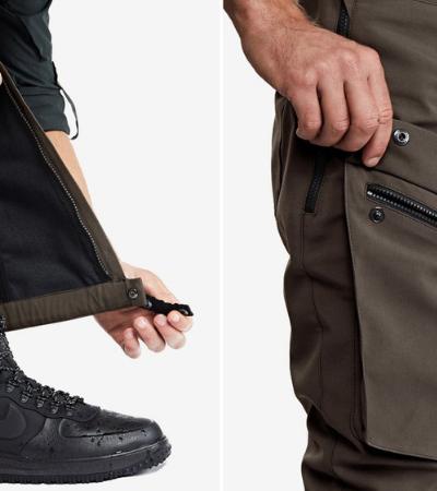 Empresa cria calças projetadas para durar 100 anos