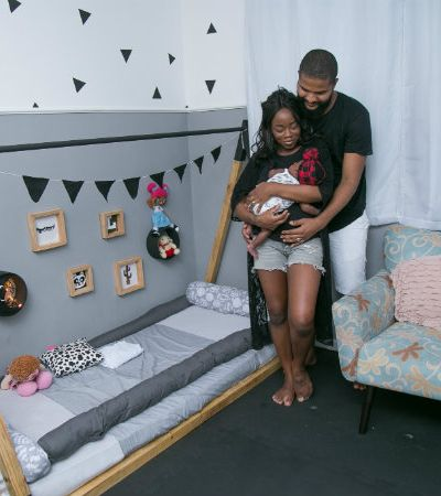 Casal do Rio se inspira no Pinterest para criar lar com muito amor e bom gosto