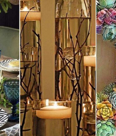 Além do Pinheiro: 5 plantas para uma decoração de Natal linda e natural