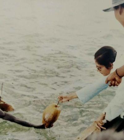 Com cuidado e respeito, ela conseguiu contato pacífico com a tribo que matou o missionário norte-americano