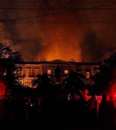 Alemanha doa R$ 800 mil para restauração de acervo do Museu Nacional no Rio