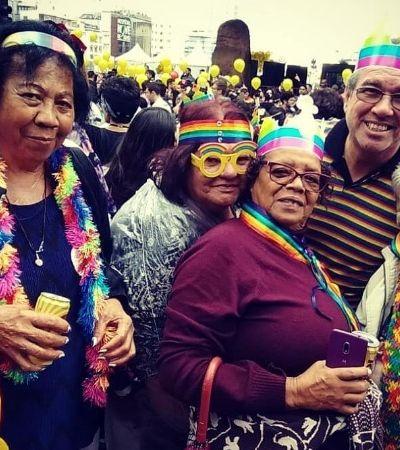 ONG oferece psicólogos de graça para atender LGBTs da terceira idade