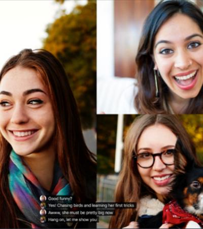 Skype terá legendas ao vivo para ajudar pessoas com deficiência auditiva
