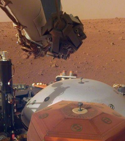 Graças à sonda da NASA, já podemos saber qual é o som de Marte