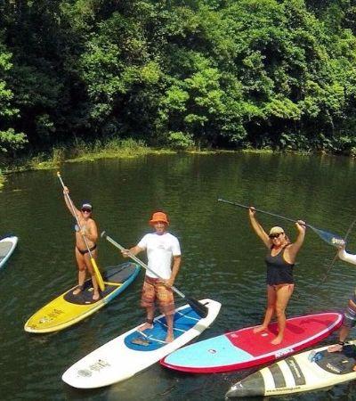 Descubra onde praticar Stand Up Paddle em São Paulo
