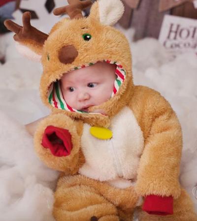 O melhor das fotos de Natal é quando elas dão errado