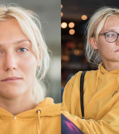 O incrível projeto do fotógrafo que trabalha no aeroporto fotografando pessoas do mundo inteiro