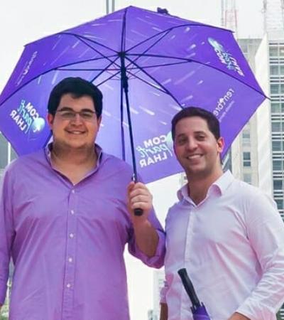 Solução para os esquecidos: Empresa cria serviço de aluguel de guarda-chuva
