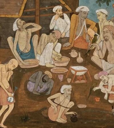 Livro fala sobre o uso do haxixe e outros psicoativos na origem do Islamismo