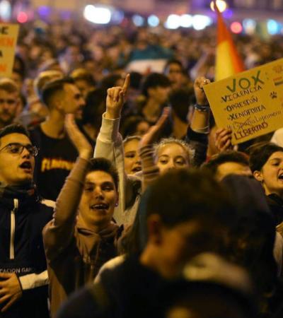 Extrema direita quer acabar com 'Lei Maria da Penha' na Espanha