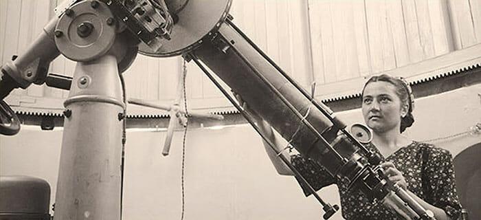 teoria astronômica mulher 2