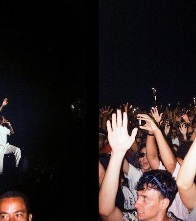 Valeu, BH! As fotos analógicas (e exclusivas) do Festival Planeta Brasil ficaram ótimas