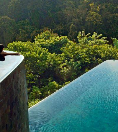 Tá calor? Mergulhe nas piscinas mais inusitadas (e maravilhosas!) do mundo