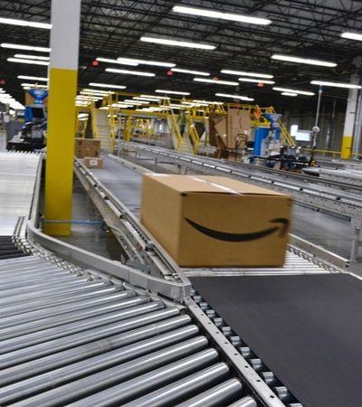 TV diz que Amazon destrói 3 milhões de produtos novos todos os anos