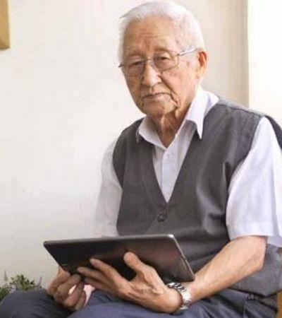 Aposentado de 81 anos é aprovado em universidade pública e inicia terceira graduação