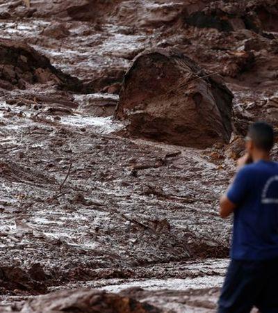 Vazamento em Brumadinho é o maior no mundo com barragens desde Mariana