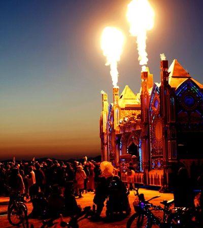 Versão brasileira do festival 'Burning Man' tem data e local confirmado