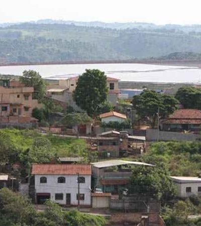 3,5 milhões de pessoas vivem nas 45 cidades com barragem em risco no Brasil