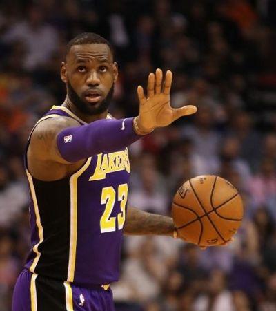 Jogo leve: LeBron James e outros jogadores do Lakers apostam na meditação