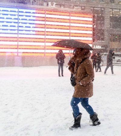 Temperaturas devem chegar a -50ºC nos EUA neste inverno