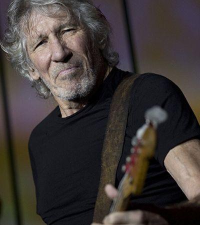 Roger Waters envia jatinho particular para reunir mãe e filhos separados na Síria