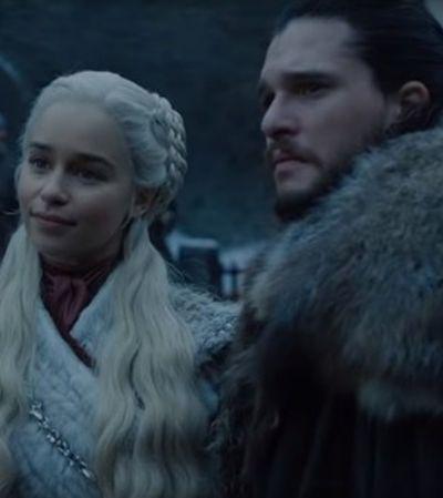 'Game of Thrones' divulga teaser e data de estreia da última temporada