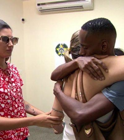 DJ preso injustamente por morte consola mãe da vítima que o acusou no Rio