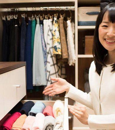 Marie Kondo: 7 pessoas que usaram o começo de 2019 para arrumar os armários