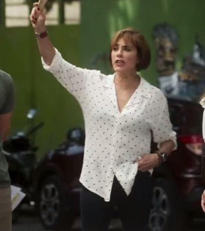Globo surpreende espectadores com slogan anti-Bolsonaro em novela
