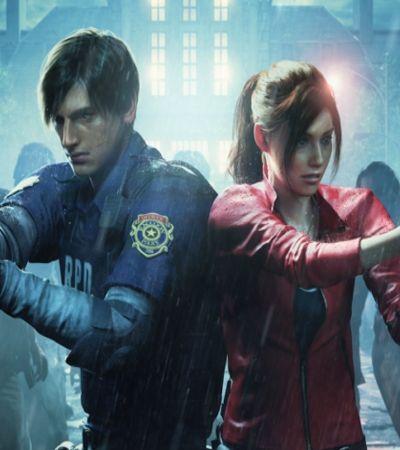 Resident Evil 2 ganha versão remasterizada para PS4 mais dark e sanguenta
