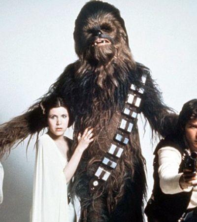 Com trilha sonora ao vivo, 'Star Wars' é exibido em telão de quase 30 metros