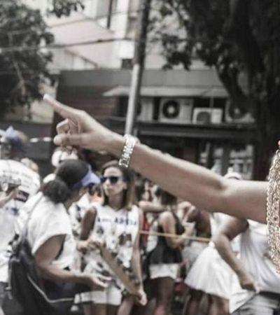 Carnaval do Rio já pode comemorar sua 1ª mulher mestre de bateria