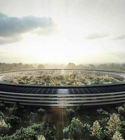 Apple está construindo campus de 1 bilhão de dólares no Texas